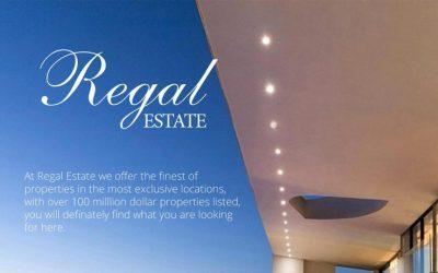 Real Estate digital magazine sample
